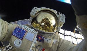 Тест: Станете ливыкосмонавтом?