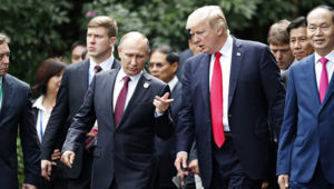 Тест: Кто это сказал — Трамп или Путин?