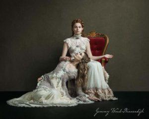 Эти снимки голландского фотографа в точности повторяют классические полотна прошлого