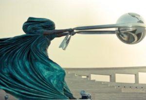 18 скульптур со всего мира, которые не оставят вас равнодушными