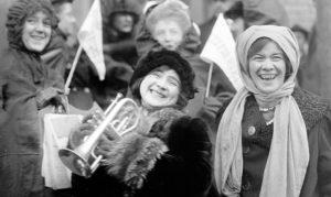 Угадайте, кто на фото: самые известные отечественные дамы-политики и революционерки