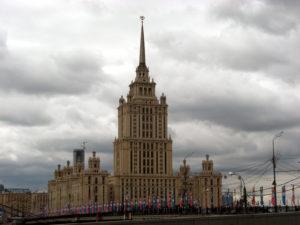 Тест:  Знакомы ли вам московские высотки?