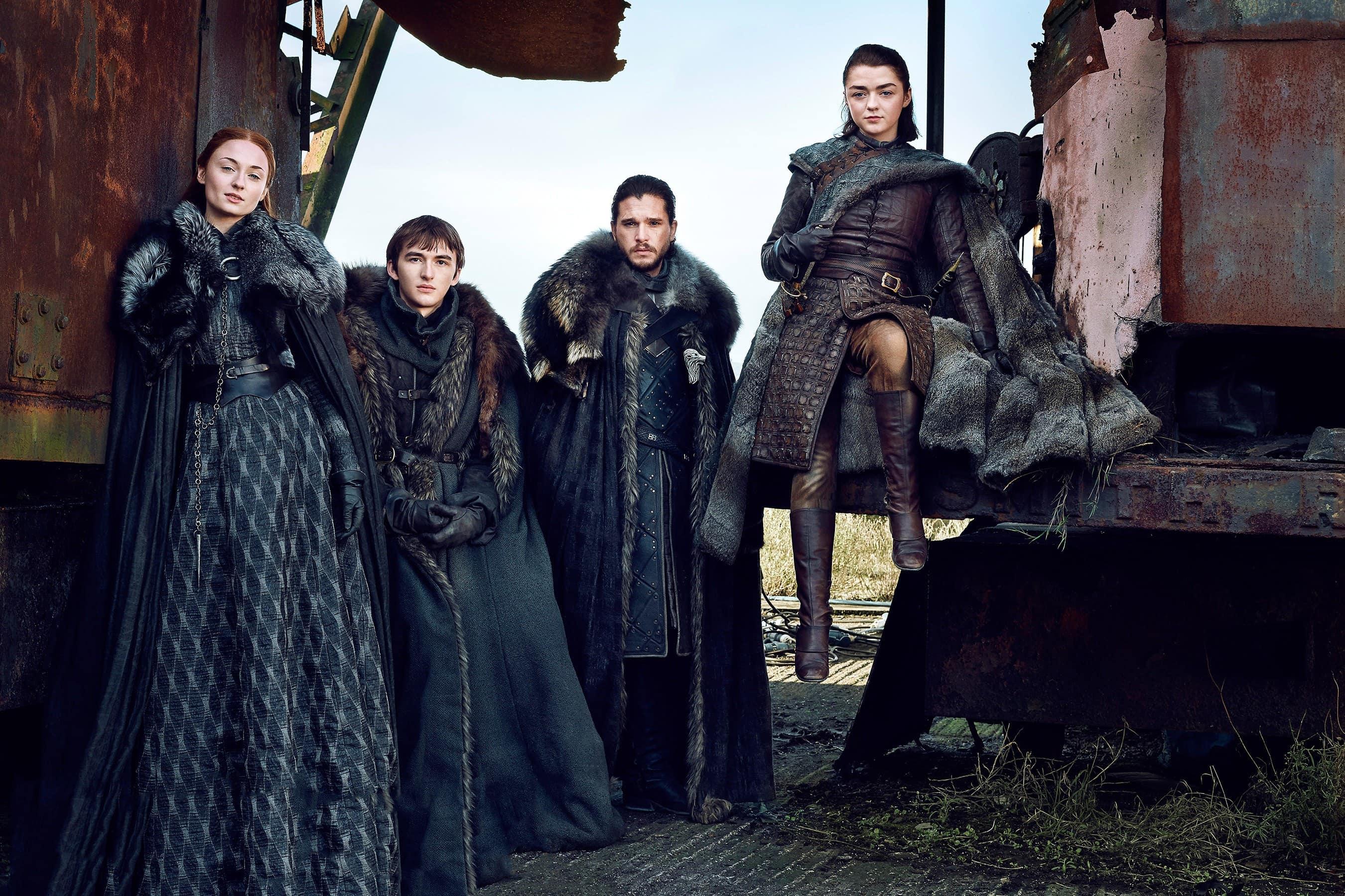 такое вся суть игры престолов на одной картинке хвастается нарядами