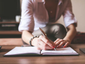 Тест: Узнайте характер по почерку