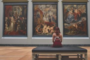 Тест: Сможете ли вы вспомнить художников по их картинам?