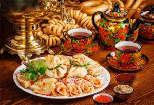 Тест на знание деликатесов русской кухни