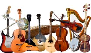 Тест: Угадай музыкальный инструмент