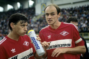 Тест: Помните ли вы футболистов России 90-х?