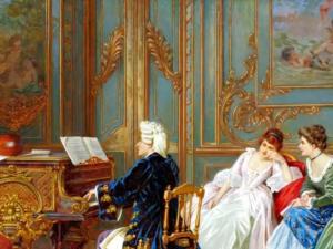Тест по истории классической драмы