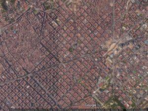 Тест: узнай город по спутниковому снимку