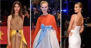 Берлинский кинофестиваль — 2018: какими нарядами радовали и пугали знаменитости.