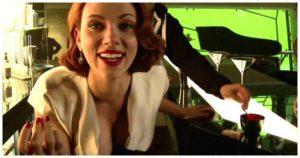 Видео: Смешные дубли во время съёмок смертельных сцен