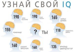 Тест: Какой у вас IQ?
