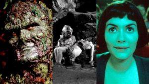 Видео: Сходство «Формы воды» с другими фильмами.