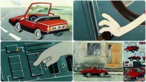 Тест: Угадай по автомобилям Советские мультфильмы