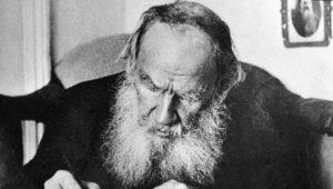 Литературный тест: Угадайте значение выражений, которые часто употреблял Лев Николаевич Толстой