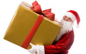Тест: Узнай в каком списке Деда Мороза ты находишься