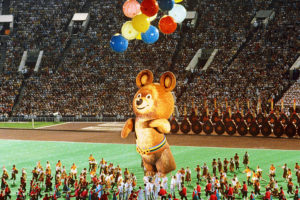 Тест по Олимпиаде-80