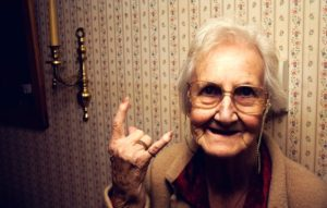 Тест: Какой ты будешь пенсионеркой?