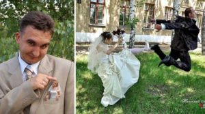 Cвадебные фотографии, сделанные в России, говорят о стране больше чем новостные заголовки