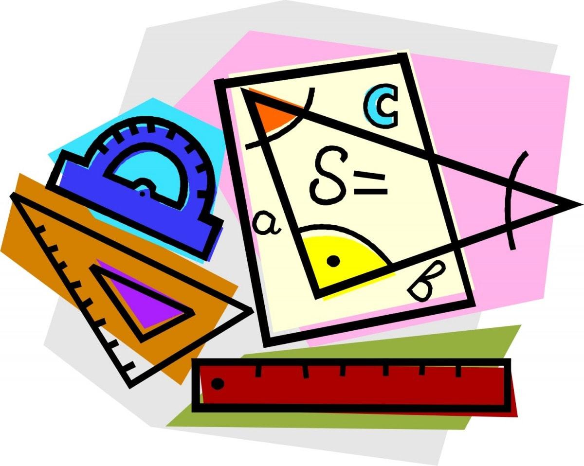 Веселые картинки геометрия