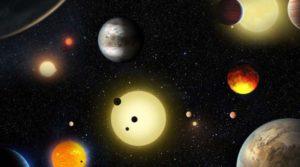 Тест: Какая планета соответствует вашей личности