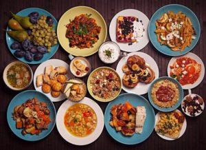 А ты любишь вкусно поесть? Гастрономический тест