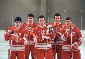 Легенды российского и советского спорта: Ты знаешь чемпионов в лицо? Тест