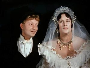 Тест: Продолжите фразу из советского фильма «Женитьба Бальзаминова»