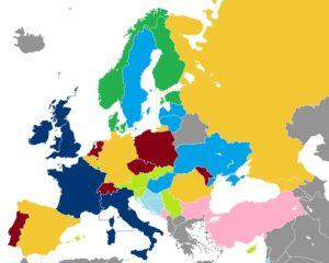 Тест: Вы уверены, что хорошо знаете политическую карту Европы?