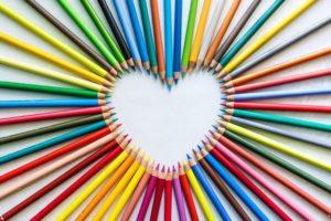 Этот цветовой тест определит, за что именно вас любят другие