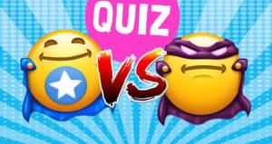 Тест: Насколько ты герой или злодей?