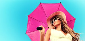 Тест: Выберите зонтик и узнайте свой гороскоп на лето!