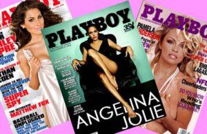 Тест: Кто снимался для Playboy?