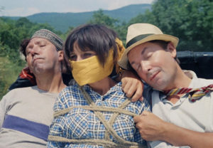 Тест по советскому фильму «Кавказская пленница, или Новые приключения Шурика» (1966)