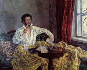 Тест: Вкусно покушать или связать сестре шарфик? Сможешь угадать хобби русских классиков?