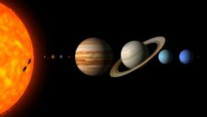 Какая планета соответствует вашей личности? Тест