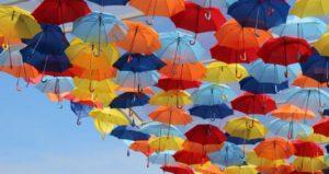 Тест: Выбери зонтик и узнайте свой гороскоп на лето!