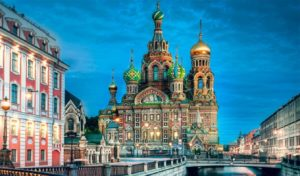 Тест: Ты хорошо знаешь архитектурные шедевры России?