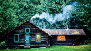 Тест: Постройте свою хижину в лесу и узнайте насколько вы интроверт