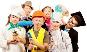 Какая профессия подойдет вашему ребенку?