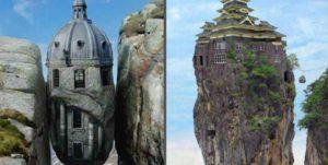 Тест: Что ты знаешь о самых странных зданиях на Земле?