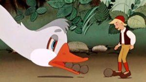 «Заколдованный мальчик» или «Котенок с улицы Лизюкова»? Узнаешь советский мультфильм по кадру?