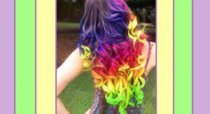 Тест для девочек: В какой цвет тебе стоит покрасить волосы?