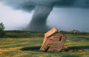 Тест: Какая вы природная катастрофа, когда злитесь?