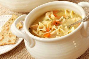 Какой суп на обед? Суповой вкусный тест