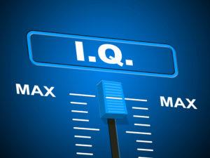 Тест для людей с высоким IQ