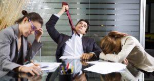 Тест: Какое твоё место в офисе?