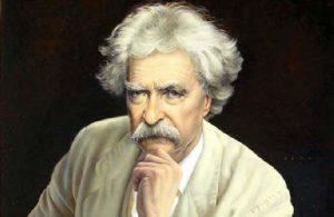 Тест о биографии и творчестве Марка Твена