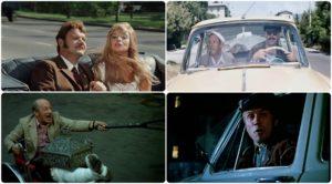 Кинотест:  Угадаешь советские фильмы по транспортному средству?